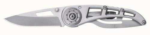 Gerber 22-41614 Ripstop-I 5-3/4-Inch Length Fine Edge Knife, Stainless Steel, Outdoor Stuffs
