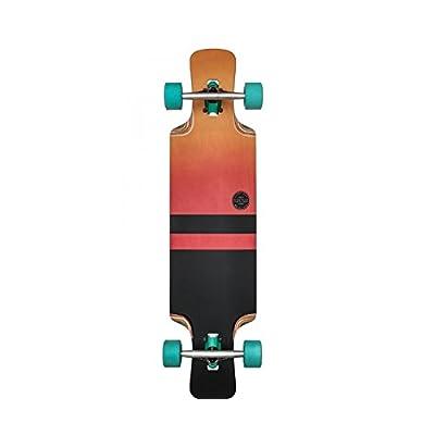 'Globe glb-geminon Kick 37.5, longboard mixte adulte