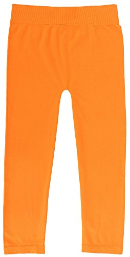 Simplicity Childrens Solid Colored Stretchy Leggings