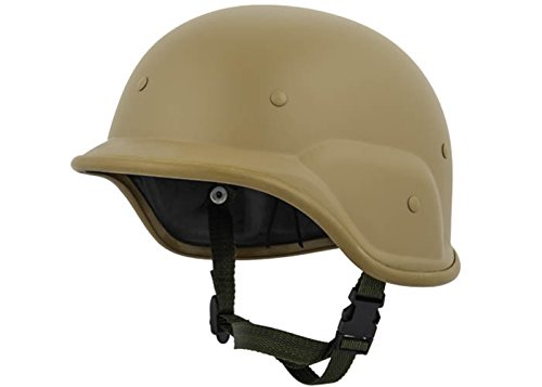 Lancer Tactical M88T PAGST Replica Airsoft Helmet (Tan) by Lancer Tactical