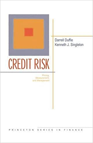 duffie singleton credit risk