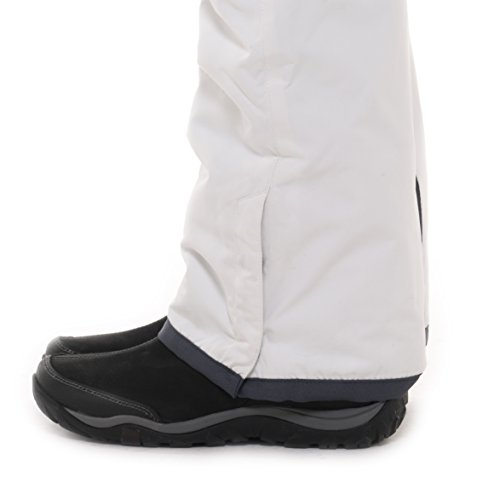 Arctix Women's Insulated Snow Pant, White, Small/Regular by Arctix (Image #5)