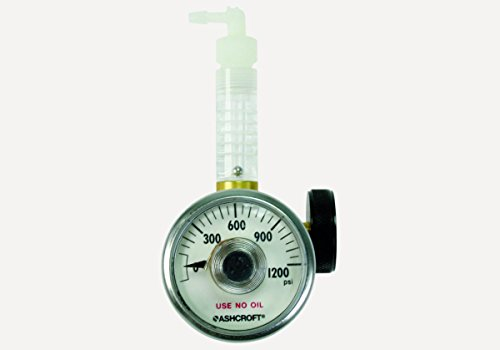 Series Flow Meter Regulators - Gasco 72 Series MFV/C10 Mini Flow Valve & Flow Meter Calibration Gas Regulator