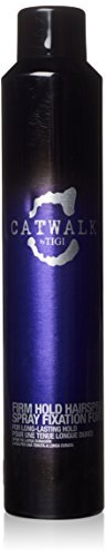 Catwalk Collection Volume Tigi (Catwalk Your Highness Firm Hold Hairspray By Tigi, 9 Ounce)