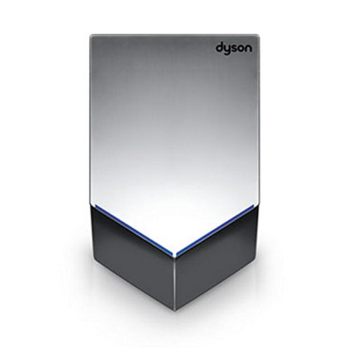 Hand Dryer, Integral, Polycarbonate ABS by Dyson