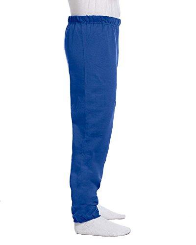 Jerzees Youth 8 oz., 50/50 NuBlend Sweatpants, XL, ROYAL ()