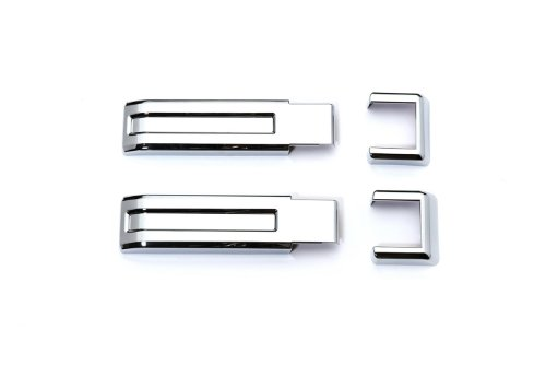 - Putco 401266 Chrome Rear Hinge Covers