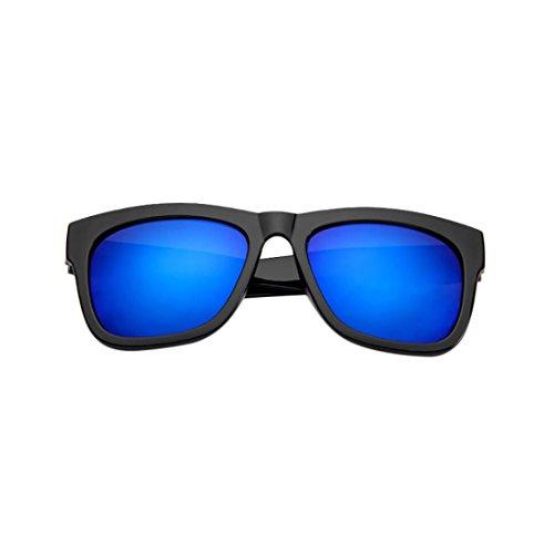 F espejo unisex C hombre hunpta Gafas de de con sol mujer aviación para y 7qwOX4wt