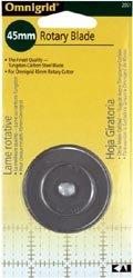 Dritz Bulk Buy Omnigrid Rotary Blade Refill 45mm 2051 (3 Pack)