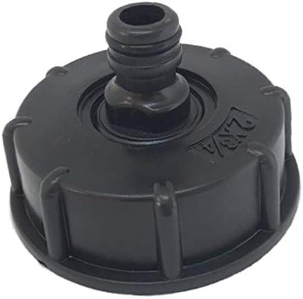 yotijar 2x IBCトートタンクDRAIN ADAPTER 1/2インチエクスポート&19mmエクスポート