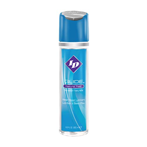 ID Glide 8.5 FL. OZ. Natural Feel Water-Based Personal Lubricant (Sex Slide)