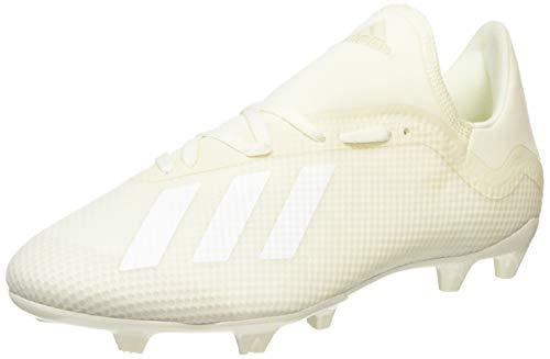 Fg X Botas ftwr 3 Blanco Fútbol White off core 18 Adidas White De Black Hombre Para qtfnxddw