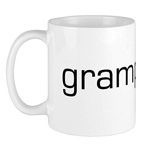 CafePress Gramps Mug Unique Coffee Mug, Coffee Cup