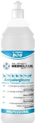 1L Tenzi Dog Antiallergisches Hundeshampoo für Hunde mit Allergien, 1000ml