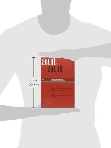 Aut Aut 341 (Italian Edition)