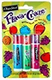 Cheap ChapStick Flava Craze (Cotton Candy + Fruit Punch + Grape)