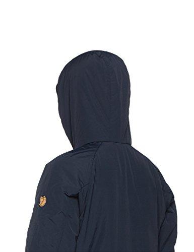 Fjällräven High Coast Padded Jacket Women-Mujer-Chaqueta térmica azul marino