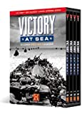 The History Channel : Victory At Sea - The Legendary World War II Documentary : 50th Anniversary Special Edition Release : Digitally Restored : 4 Disc Box Set : 26 Episodes - 690 Minutes