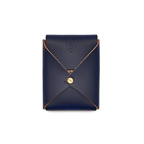 King Playing Cards and Indigo Leather Carrying Case | from Son of a Sailor