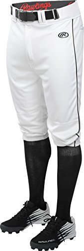Rawlings LNCHKPP-W/B-89, White/Black, Medium]()