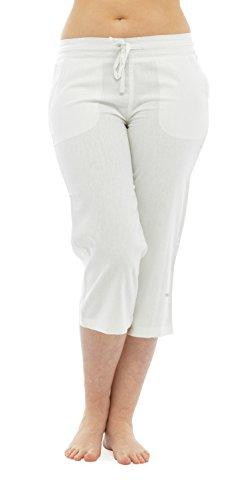 i-Smalls - Pantalón - para mujer blanco