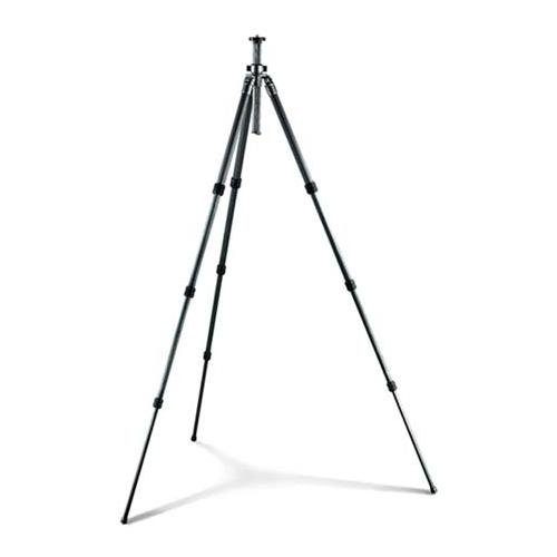 "Gitzo GT1541 Series 1 4-Section Mountaineer Carbon Fiber Tripod, Maximum Height 52.76"", Supports 17.64 lbs."
