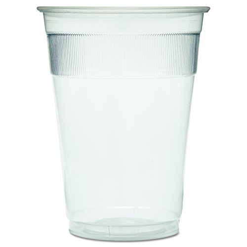 GEN WRAPCUP Individually Wrapped Plastic Cups, 9oz, Clear (Case of 1000)