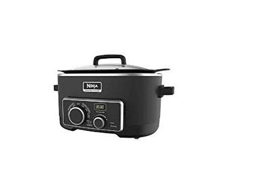 Ninja 3-in-1 Cooking System - Black (Certified Refurbished)