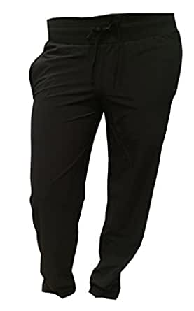 Champion Women's Semi-Fitted Active Pants - Black - S