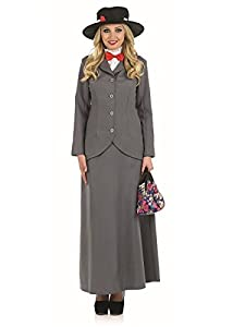 1900s, 1910s, WW1, Titanic Costumes Fun Shack Adult Victorian Nanny Costume by Fun Shack $105.61 AT vintagedancer.com