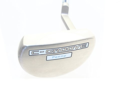 Yes Penny C-Groove Putter Stock Steel Shaft Right Handed 34 in