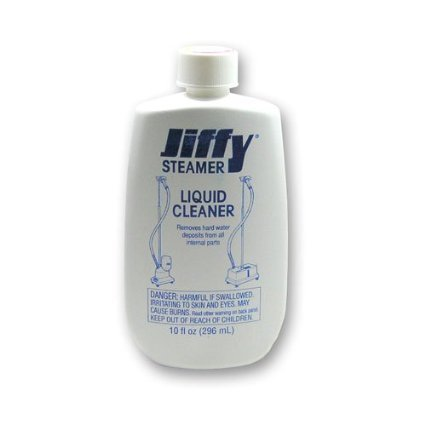 Jiffy Steamer liquid cleaner by -