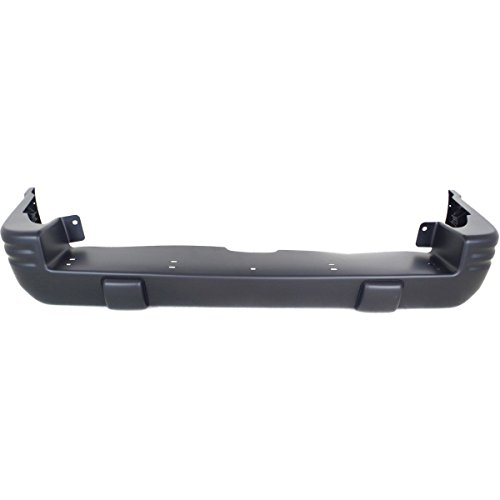 Make Auto Parts Manufacturing - Bumper Cover Rear Primered Jeep Grand Cherokee 98 97 1998 - CH1100814