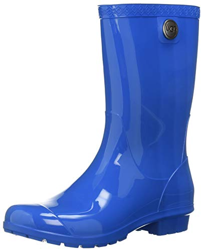 Used, UGG Women's Sienna Rain Boot, Blue Aster, 6 M US for sale  Delivered anywhere in USA