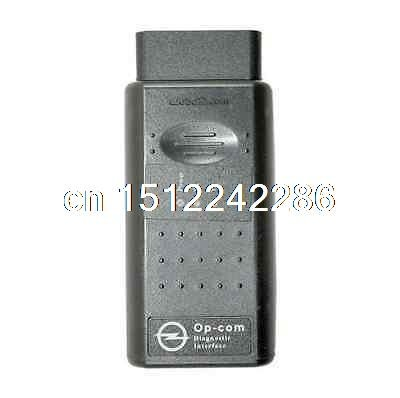 Diagnostic Tool OPCOM OP-COM V1.45 OBD2 USB Interface Scanner For Opel Cars