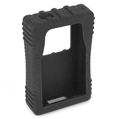 Lightweight Spectrum Analyzer Silicone Case/Shell for Protecting Spectrum Analyzer Black