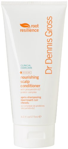 Dr. Dennis Gross Skincare Root Resilience Nourishing Scalp Conditioner, 6 Ounce