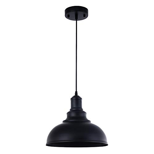 Pendant Lighting Metal Industrial