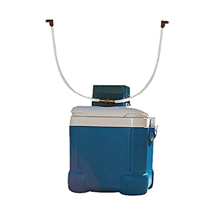 Portable Misting System   3 Gallon Portable Misting Tank   With 300 PSI  Misting Pump (