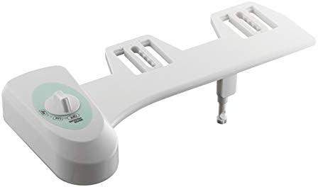 トイレ用非電気ビデ、シングルノズルバスルームトイレシートビデ噴霧器、冷水トイレ噴霧器,ManifoldG1/2