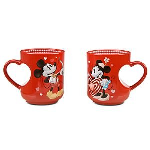 Amazon Com Disney Valentine S Day Minnie And Mickey