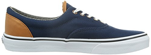 Vans Men's Era (C&l) Dress Blues/Tweed outlet wiki discount view best store to get shop offer cheap online clearance marketable QQg4Jwb