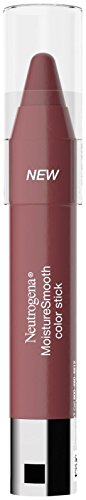 Neutrogena Moisturesmooth Color Stick, 100/Pink Nude, 0.011 Ounce