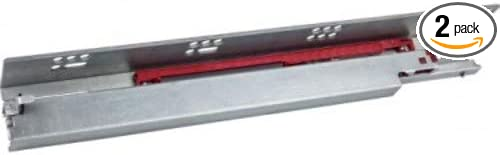 Hardware Resources USE58-300-24 Hardware Resources USE58-300-24 USE58-300 Series 24 Inch Full Extension Undermou