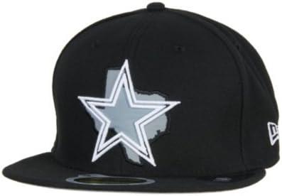 DALLAS City Snapback Cap Hat Texas Star Logo OSFM Adjustable NWT