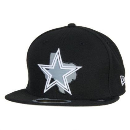 43da53d0b Image Unavailable. Image not available for. Color  New Era Dallas Cowboys  State Flective Redux 59Fifty Cap