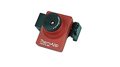Therm-App TH Thermographic Imaging Camera Lens by Opgal | Compact Thermal Imager for Android Phone | TAH68AQ-1100