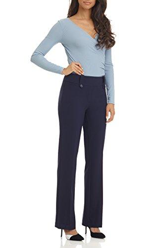 Petite Suiting Pants - 3