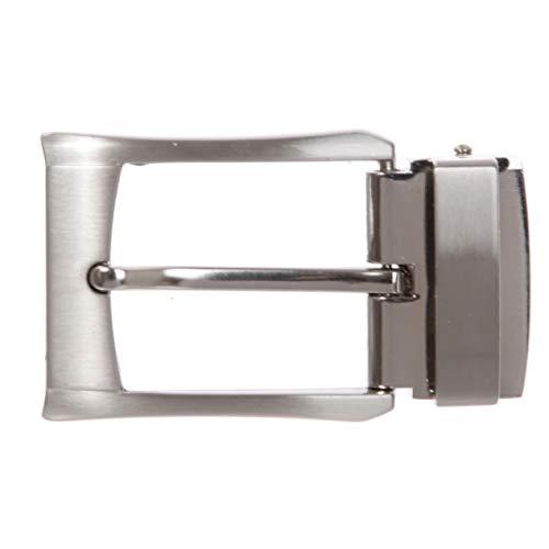 Nickel Silver Buckle - Nickel Free 1 1/4