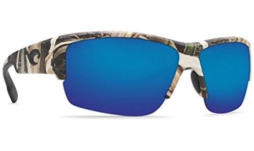 Costa Del Mar Sunglasses - Hatch- Plastic / Frame: Mossy ...
